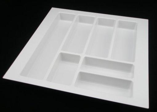 flexibler Besteckeinsatz weiss für 60er Schubladen ~ Entsafter Coop