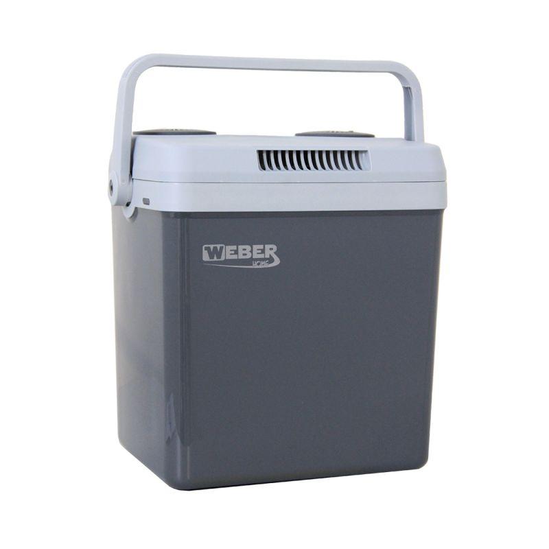 weber home k hlbox 32 liter a thermoelektrisch. Black Bedroom Furniture Sets. Home Design Ideas